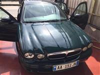 Jaguar x-Type 2.0 nafte