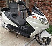 Skuter 250cc -09  Ndrimi i  mundshem