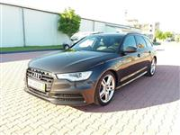 Audi A6 2xS-Line 2014 full option