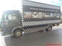 Kerkojme Pune me kamionin tim per transport