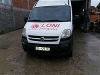 Opel Movano dizel