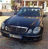 Benz E270 avantgarde