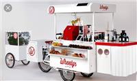 Tricikel ( kantine)