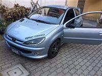 Peugeot 206 sport 2000 nafta hdi