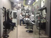 Barbershop Vendndodhja Unaza e Re - Astir