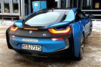 BMW i8 2016