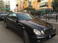 Shitet Mercedes Benz E240 BENZIN - GAZ