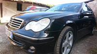 Mercedes C200 Evo