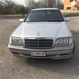 Mercedes-Benz C180 Benzin+Gaz