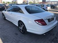She's mercedes CL63 AMG