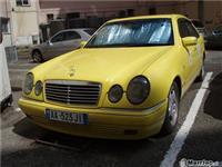TAXI Mercedes 250 diesel -98