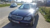 Mercedes-Benz C200 kompresor.