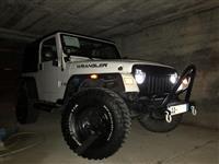 NEW - Jeep Wrangler PRO !