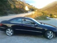 Mercedes-Benz CLK 2.7