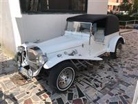 Mercedes benz 1923 replika