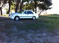 Mercedes c klas benzin+gaz