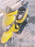 Motot Piaggo Beverly 250