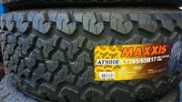 GOMA 265-65R17 MAXXIS AT 980