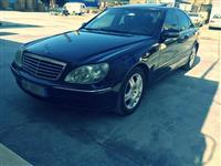 """Mercedes-Benz S Class """" full optional"""""""