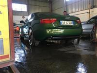 Audi a5 !! 2.7 tdi !! Coupe !! Automat !! Vp :2008