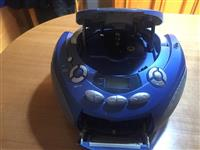 CD Player dhe Kaseta