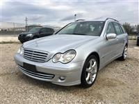 MERCEDEZ BENZ 220 SPORT EDITION VITI 2006