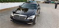 Mercedes s500 L look 2012