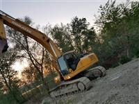 Excavator kamatsu