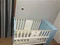 Krevat per bebe