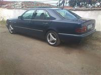 Mercedes 200 benzin -98