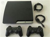 PS3 slim 250 gb