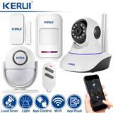 SET KERUI Wifi Alarm System + Kamera WIFI 149€