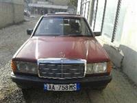 Mercedes 190 me letra per nje vit