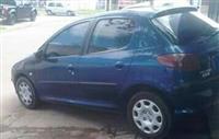Peugeot 206 benzin gaz