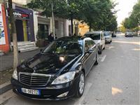 Mercedes Benz S lungo