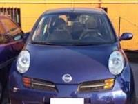 Nissan Micra OKAZION -04
