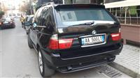 BMW X5  Manuale Benzin Gas  Full
