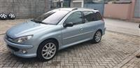 Peugeot 206 2006 2.0 Benzine / Gas