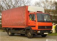 Kamion Mercedes 814  -90
