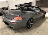 BMW 645 benzin gaz