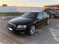 Audi S8 benzin 5.2
