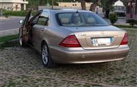 Mercedes S 430 Benzine/Gaz