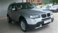 BMW X3 dizel -08