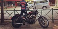 Harley Davidson Sportster 883cc Evolution Engine