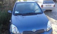 Toyota jaris e sapo ardh nga italia