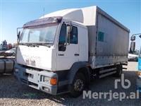 MAN 13-224  nderrohet me kamion me te vogel