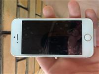 Shes Iphone SE gold 64 gb me kuti si i ri