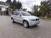 BMW X5 3.0 nafte