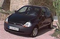 Ford Ka benzin