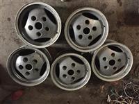 Range Rover disqe alumini 16- 5cop